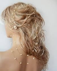 pearl hair accessories wedding pearl headband pearl bridal hair wedding hair