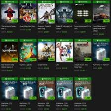 black friday xbox xbox one black friday game deals xbox talk