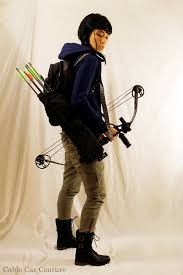 katniss everdeen halloween costume party city easy halloween costumes u2013 cable car couture