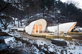 Building A Tent Platform Prefabricated Glamping Tents By Archiworkshop Archpaper Com