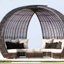 Outdoor Wicker Daybed Outdoor Wicker Daybed Iglu Apple By Skyline
