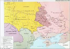 Ukraine On World Map by Ukr 1750 Jpg