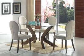 glass top dining table set 6 chairs glass top dining sets coaster glass top dining set glass top dining