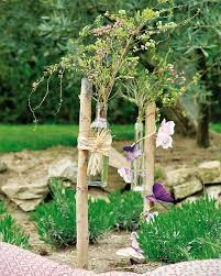 Easter Garden Decorations by Diy Garden Decorations Colourful Ideas With Flowers And Butterflies