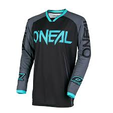 motocross jerseys custom o u0027neal mayhem lite glitch mx jersey black neon