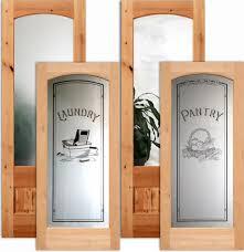 pantry with glass doors images glass door interior doors