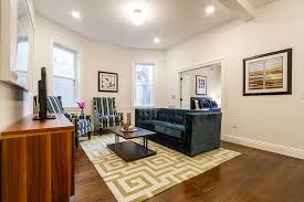finished basement easy commute await you at 64 hauxhurst avenue