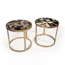 petrified wood end table hudson furniture oscars 2014 products petrified wood end table