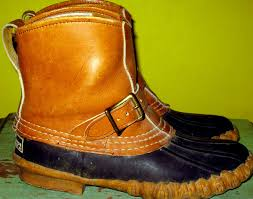 let u0027s talk bean boots iconic weird looking or both