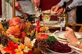 healthy serving sizes for your thanksgiving dinner md