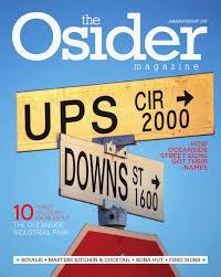 the osider magazine volume 2 issue 1 january february 2015