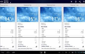 accuweather android app 13 best weather apps to take your day by