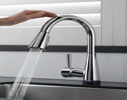 kitchen touch faucets kitchen touch kitchen faucet with regard to amazing touch