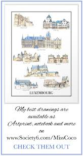 Best Road Trip Map A Road Trip In Luxembourg Free Printable Map For A Great Itinerary
