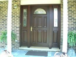 Replacing An Exterior Door Repair Front Door Frame Hfer