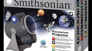 solar system light projector review of smithsonian planetarium projector youtube