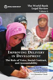 the world bank legal review volume 6 improving delivery in