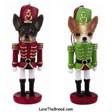 chihuahua soldier ornament lovethebreed