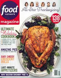 food network thanksgiving which food magazine wins thanksgiving eater