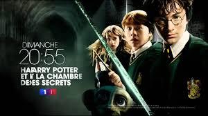 harry potter et la chambre des secret harry potter et la chambre des secrets dimanche 20h55 nrj12 16 7