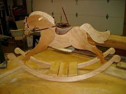 best 25 wooden rocking horses ideas on pinterest wood rocking