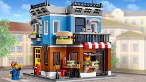 31050 corner deli lego creator products and sets lego com uk
