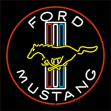 logo ford mustang shelby ford mustang logo and name on stainless steel license clip art