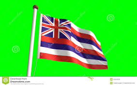 Hawaiian Flag Hawaii Flag Stock Video Footage Image Of Generated Wind 35303195