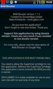 root privilege apk ram booster root 4 6 1 apk for android aptoide