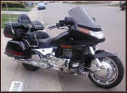 honda gl1500 goldwing 1999 25 year anniversary addition 3rd one