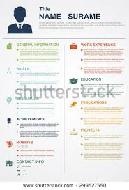 Resume Personal Information Sample by Resume Icon Stock Images Royalty Free Images U0026 Vectors Shutterstock