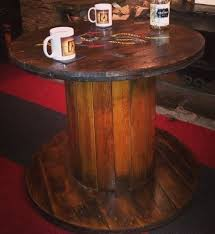 Cable Reel Table by 9 Best Reel Table Images On Pinterest Cable Reel Wooden