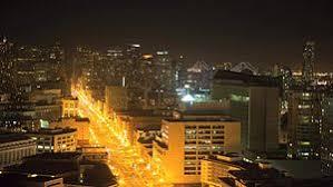 Bay Bridge Light Show The Bay Lights Wikipedia