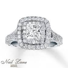 neil wedding bands kays jewelry wedding rings neil engagement ring 2 ct tw