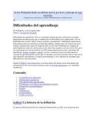 significado de imagenes sensoriales wikipedia dificultades de aprendizaje