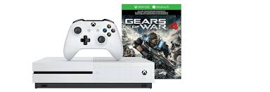 xbox one 500gb gears of war ultimate edition console bundle for amazon com xbox one s 1tb console gears of war 4 bundle