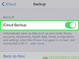 set up icloud account on pc how to set up icloud on the iphone or ipad with pictures
