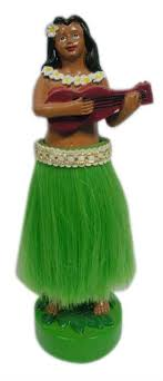 the most popular dashboard hula doll for car dashboard decorations