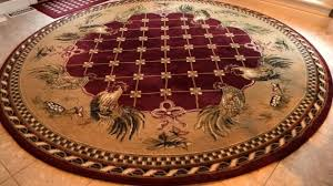 Round Rooster Rug Rooster Rugs For The Kitchen Round Usa Area Rugs Contemporary