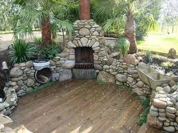 deck fireplaces creative fireplaces design ideas
