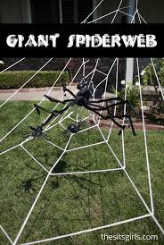 Spider Web Decoration For Halloween Giant Spider Web Halloween Decoration Halloween Spider Decor