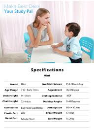 Best Desk Chair For Kids by Mini Pink Desk Best Desk Quality Children Desks Chairs