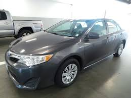 2013 toyota camry hybrid le used 2013 toyota camry hybrid for sale in oakland ca near san