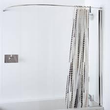 corner bath shower curtain rail csr2 curtain menzilperde net bathroom shower curtain rail best image 2017