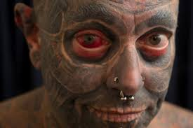 tattboy holden meet the man covered head to toe and even an eye