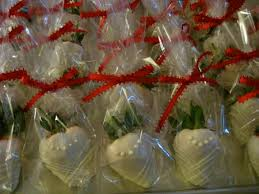 White Chocolate Covered Strawberry Box Dipped Strawberry Wedding Favors Google Search Ideas For