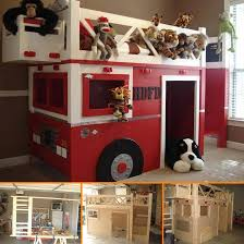 fire truck loft bed archives find fun art projects to do at home