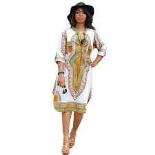 aliexpress com buy african dress for women 2017 white dashiki