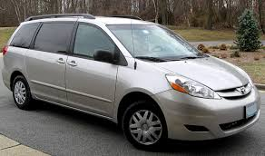 toyota sienna top gear auto blog