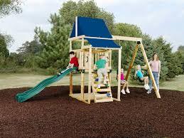 backyard playsets diy outdoor furniture design and ideas